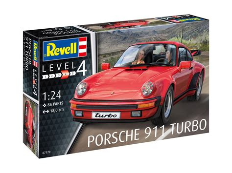 Porsche De Shop by Revell Shop Porsche 911 Turbo Revell Shop