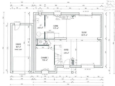 1 Car Garage Plans maison familiale mod 232 le lyvia r c seine et marne