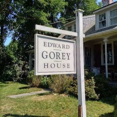 edward gorey house yarmouth port ma top tips before