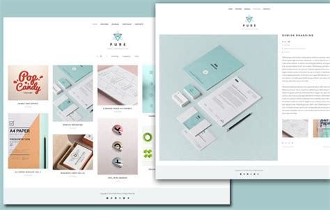 28 free portfolio wordpress themes april 2015