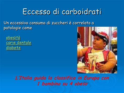alimentazione carboidrati dieta e carboidrati