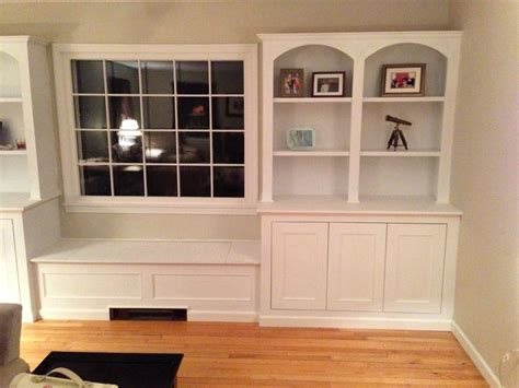 how to build a window seat with bookshelves built in bookcases with window seat by dbuonomano