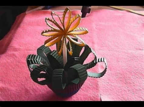 vas bunga  botol bekas doovi
