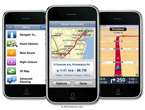 k iphone app iphone savior tomtom iphone navigation makes u s app store debut for 100