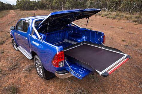 Accessories For Toyota Hilux New Toyota Hilux Receives A Plethora Of Rugged Accessories