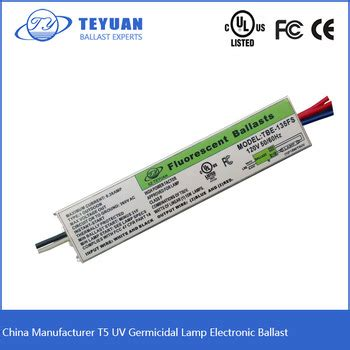 uv germicidal l manufacturers china manufacturer t5 uv germicidal l electronic