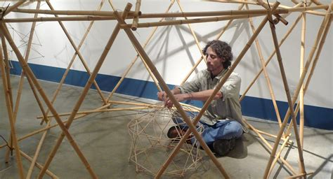 Building A Frame by Space Frame Building Lab Institute For Figuring