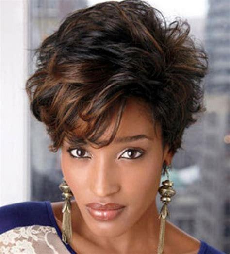 american n wavy hairstyles 15 trendy african american short hairstyles