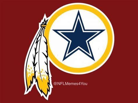 Redskins Cowboys Meme - 1000 ideas about redskins meme on pinterest cowboys vs