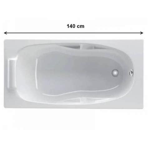baignoire 60 cm de large baignoire droite 140 cm coffee