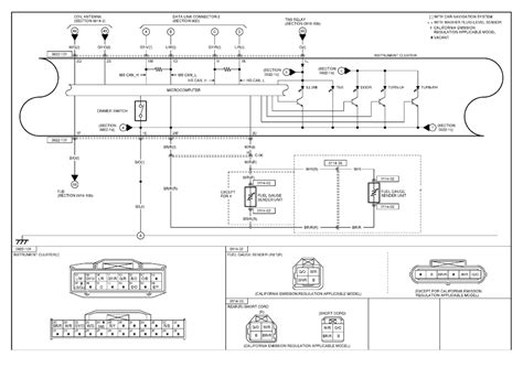 2002 chevrolet impala instrument cluster system wiring b instrument diagram b free engine image for user manual