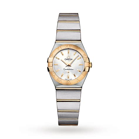 omega constellation luxury watches