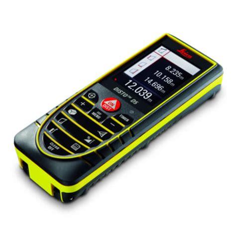 leica disto d5 laser distance meter with digital pointfinder