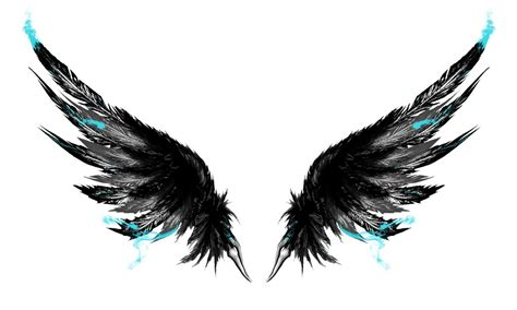 thrice icarus icarus ink wing tattoo on behance tattoos pinterest