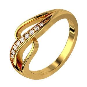 Image Of Gold Ring by Kaara Gold Ring Gold Rings Homeshop18