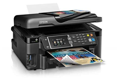 Printer Epson Wf 3620 epson workforce wf 3620 review all in one webllena