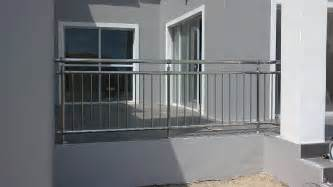 Commercial Handrails Stainless Steel Balcony Balustrades A Safer Solution For