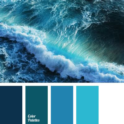 the sea colors water color color palette ideas