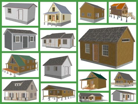 house build plans small shed plans a diy kit is all you need to build your