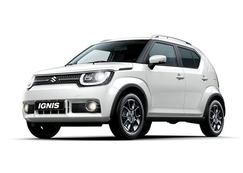 Suzuki Dubai Suzuki Ignis Goes On Sale In Uae Dubai Abu Dhabi Uae