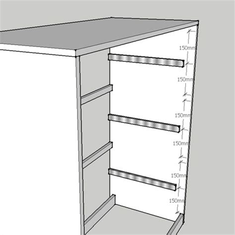 ikea build your own dresser home dzine home diy make your own ikea furniture