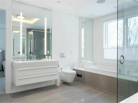 white bathrooms houzz robinson lighting bath centre contemporary white bathrooms