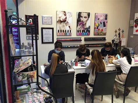 my first salon shoo i want to have my hair washed where to find the best nail salon artists in bangkok the