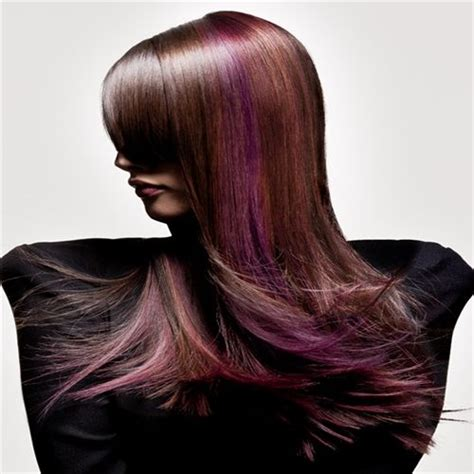 edgy purple hair color ideas best hair color trends 2017 best 1710 shiny hair images on pinterest other