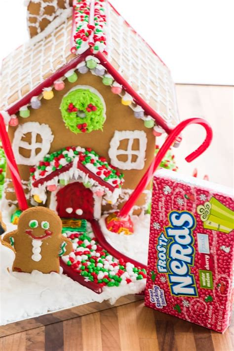 gingerbread house icing the best gingerbread icing gingerbread glue real housemoms