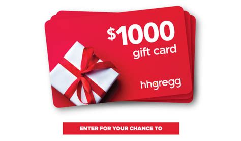 Hhgregg Sweepstakes 2016 - hhgregg gift card giveaway us