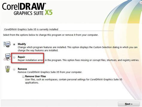 corel draw x5 has stopped working windows 7 error message coreldraw has stopped working windows 7