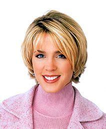 deborah norville s hair color 1000 images about hair styles on pinterest short