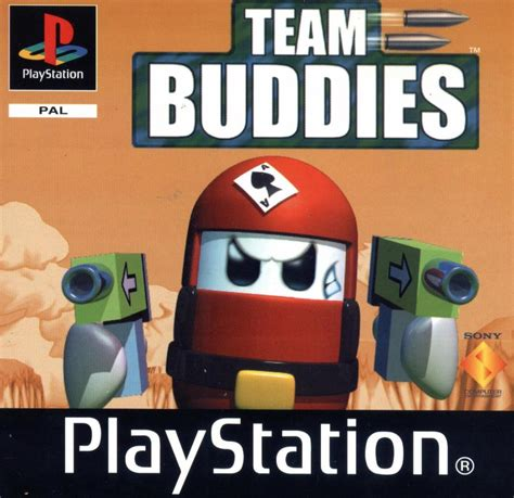 emuparadise team buddies team buddies e iso