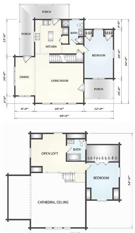 blue ridge floor plan blue ridge log home floor plan by katahdin