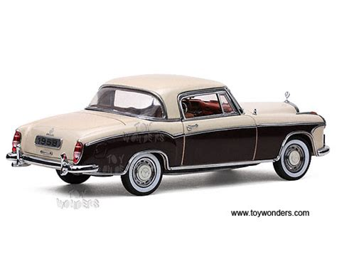 1958 mercedes 220se coupe top by sun