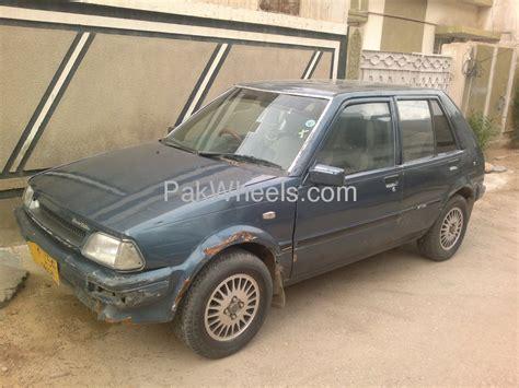 1987 toyota starlet toyota starlet 1987 for sale in karachi pakwheels