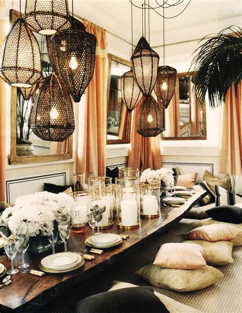 rustic glam love home decor design pinterest trend spotting modern glamourous luxury interiors in