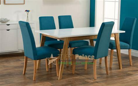 Meja Makan 6 Orang meja makan minimalis set kayu jati solid harga murah