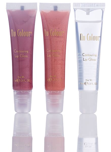 Lipstik Nu Skin nu skin creates nu colour contouring lip gloss for fuller looking