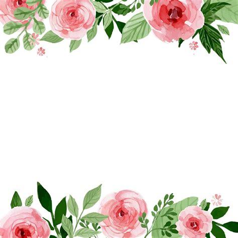 Forma Aqua Brush Save Time Save Water N Save Energy resultado de imagen para flores en acuarelas marco o bordes memo flores en