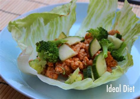 Ideal Protein Diet Detox by Buffalo Chicken Lettuce Wraps Protein Wraps And Lettuce