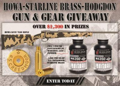 Gun Giveaway Sweepstakes - 2018 gun giveaways sweepstakes