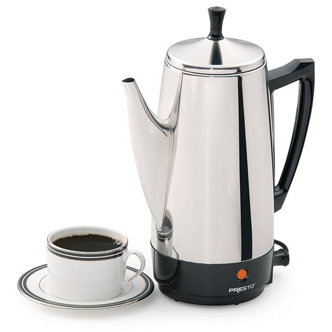 presto 174 02811 coffeemaker best coffee percolator 2018 with ultimate buying guide
