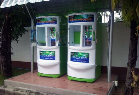 Water Dispenser Vending Machine water vending machines must read samui water