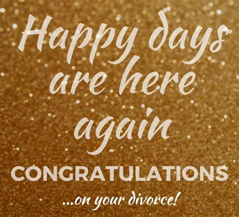 Wedding Anniversary After Divorce by Happy Days After Divorce Free On Other Occasions Ecards