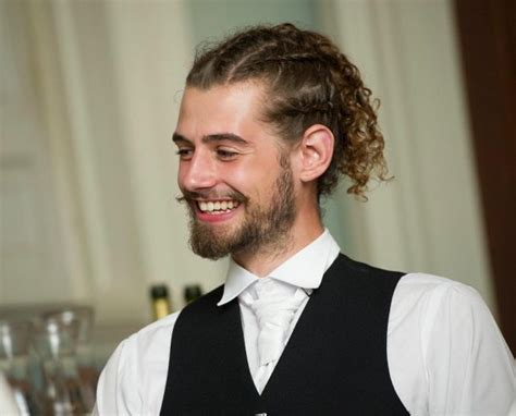 mens ponytails in a suit 50 popular men s ponytail hairstyles be different in 2018