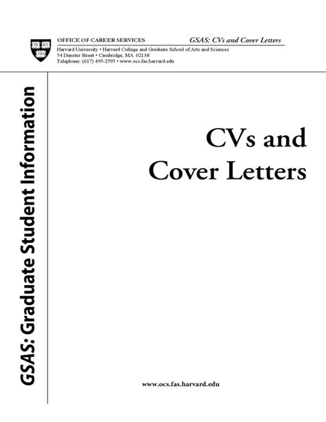 university of cambridge cv s and co