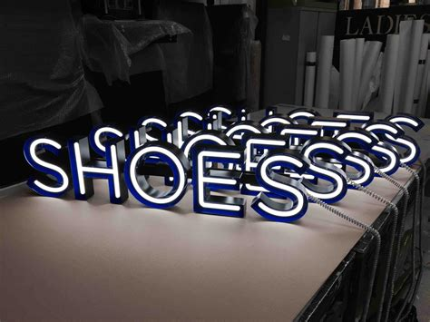 led neon light signs led neon signs pep retail signage and display