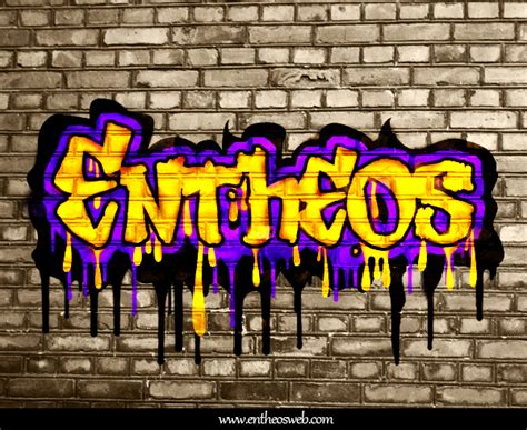 tutorial photoshop graffiti create a cool graffiti text in photoshop entheos