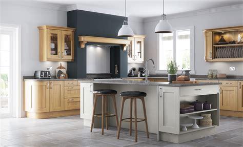 light oak kitchen units light oak kitchen joinery kitchens burford light oak